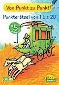 Pixi kreativ Nr. 81: VE 5 Von Punkt zu Punkt: Punkterätsel von 1 bis 20