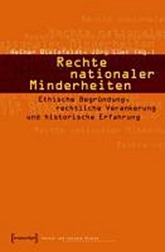 Rechte nationaler Minderheiten Jörg Bielefeldt
