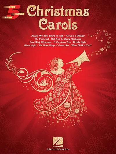 Christmas Carols: Noten, Songbook für Klavier (Five-finger Piano) - Hal Leonard Europe - Taschenbuch, Englisch, Hal Leonard Publishing Corporation, Christmas Carols, Christmas Carols