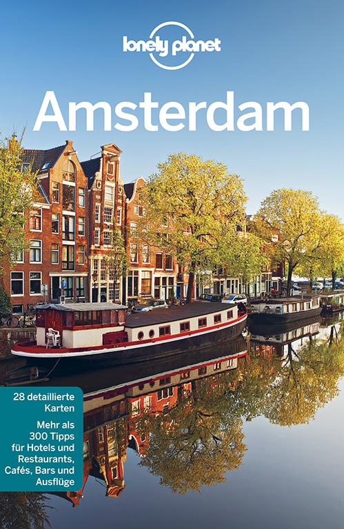 Lonely-Planet-Reisefuehrer-Amsterdam-Catherine-Le-Nevez