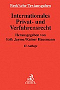 Internationales Privat- und Verfahrensrecht:  ...