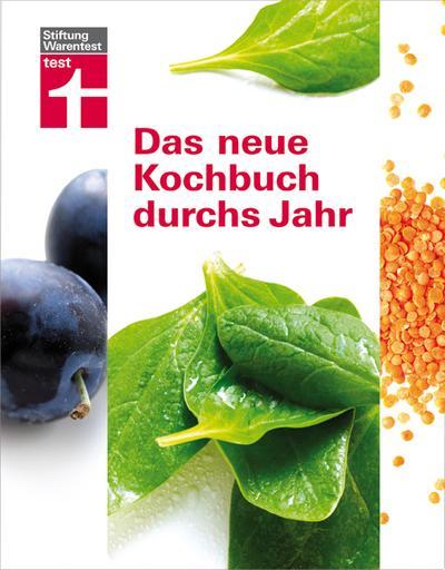 Das neue Kochbuch durchs Jahr (Weihnachtsangebot)
