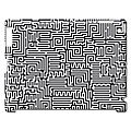 "Tabletcases ipad 2-4 ""Labyrinth"""