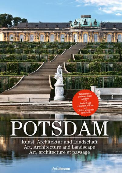 Potsdam, aktualisiert 2020 (D/GB/F): Kunst, Architektur und Landschaft