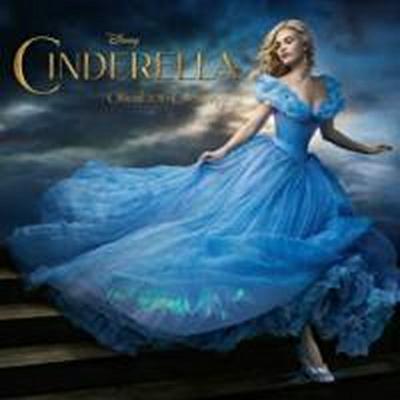 The Official Cinderella 2016 Square Calendar (Calendar 2016)