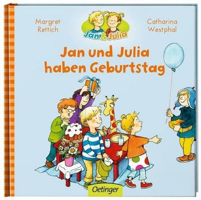 Jan u.Julia Geburtst.