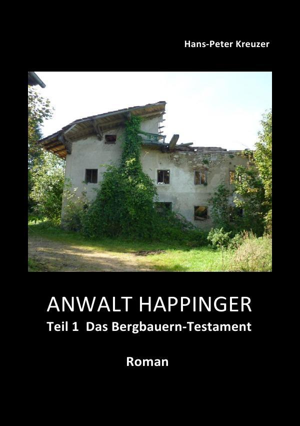Hans-Peter-Kreuzer-ANWALT-HAPPINGER-9783737582926