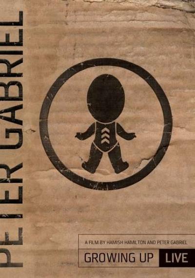 Peter Gabriel - Growing Up Live - Universal, Music, DVD - DVD, Deutsch, Peter Gabriel, ,