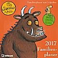 Der Grüffelo Familienplaner 2017