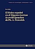 El lexico espanol en el Waaren-Lexicon in zwoelf Sprachen de Ph. A. Nemnich