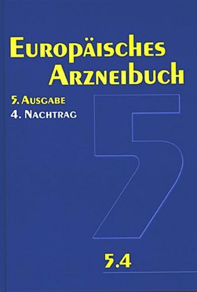 europaisches-arzneibuch-5-ausgabe-4-nachtrag-ph-eur-5-4-