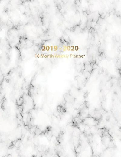 18-month-weekly-planner-2019-2020-academic-agenda-planner-daily-weekly-organizer-time-management-
