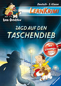 Jagd auf den Taschendieb: Deutsch (3. Klasse) ...