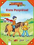 Erste Ponyrätsel.  zahlr. farb. Ill.
