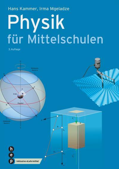 Physik für Mittelschulen (Print inkl. eLehrmittel)