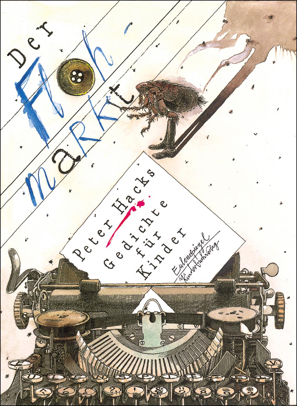 Mode Stijl Der Flohmarkt | Peter Hacks | 9783359017240