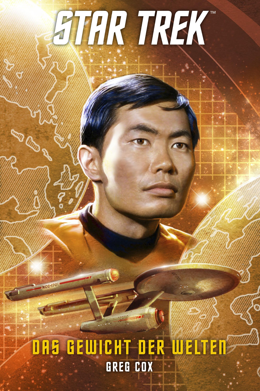 NEU-Star-Trek-The-Original-Series-Das-Gewicht-der-Welten-Greg-Cox-815215
