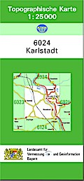 Karlstadt 1 : 25 000