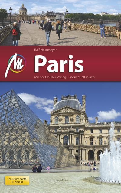 Paris MM-City: Reiseführer mit vielen praktischen Tipps.