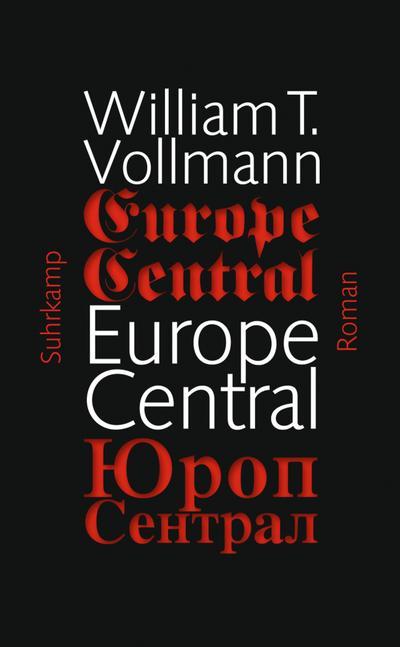 Europe Central: Roman (suhrkamp taschenbuch)