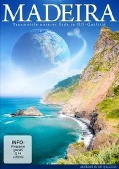 Madeira - Traumziele unserer Erde in HD-Qualität - HD Movie - DVD, Deutsch| Englisch, Martin Krake, ,