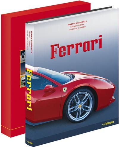 Ferrari Geschenkausgabe: Update 2016 im Schuber