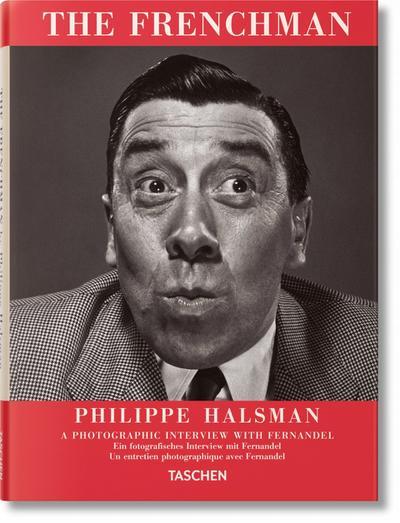 Philippe Halsman. The Frenchman
