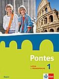 Pontes. Schülerbuch 1. Lehrjahr.  Ausgabe Bayern ab 2017