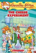 The Cheese Experiment (Geronimo Stilton 63)