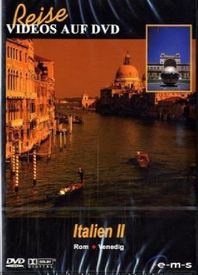 Italien 2 - Rom, Venedig - Rough Trade Distribution Gmbh - DVD, Deutsch, , Rom, Venedig, Rom, Venedig