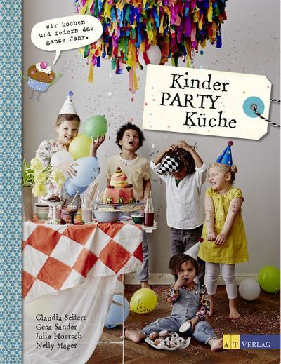 Kinder-Party-Küche
