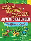 Kritzelschnipselquatsch-Adventskalender; 24 x ...