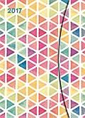 Watercolors 2017 Magneto Diary 16x22
