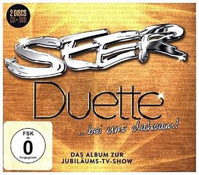 Duette bei uns dahoam! CD+DVD - Ariola (Sony Music) - Audio CD, Deutsch, Seer, ,