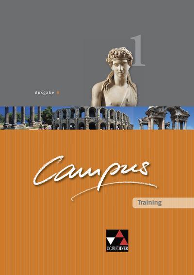 campus-ausgabe-b-gesamtkurs-fur-latein-in-vier-banden-campus-b-training-1-zu-den-lektionen-1-4, 3.84 EUR @ regalfrei-de