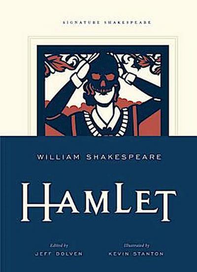 Hamlet (Signature Shakespeare) - Sterling Publishing - Gebundene Ausgabe, Englisch, William Shakespeare, ,