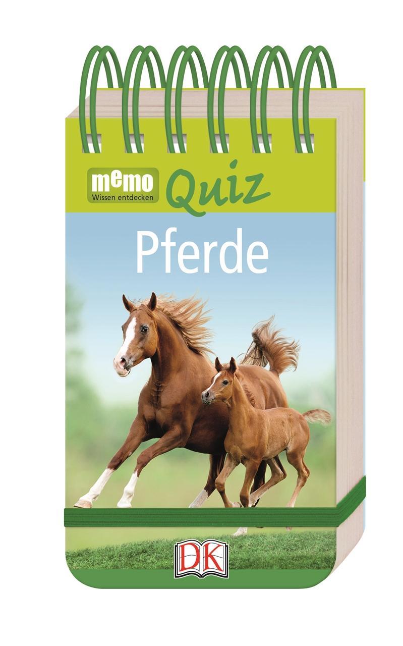 NEU memo Quiz: Pferde Eva Sixt 033355