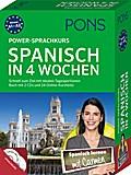 PONS Power-Sprachkurs Spanisch in 4 Wochen