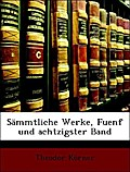 Sämmtliche Werke, Fuenf und achtzigster Band