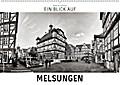 9783665915773 - Markus W. Lambrecht: Ein Blick auf Melsungen (Wandkalender 2018 DIN A2 quer) - Ein ungewohnter Blick in harten Schwarz-Weiß-Bildern auf Melsungen (Monatskalender, 14 Seiten ) - 書