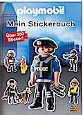 Playmobil. Mein Stickerbuch