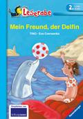 Leserabe - 2. Lesestufe: Mein Freund, der Del ...
