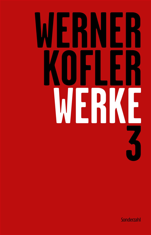Werke-3-Werner-Kofler