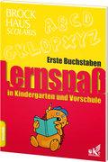Brockhaus Scolaris Lernspaß in Kindergarten und Vorschule: Erste Buchstaben