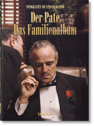 Steve Schapiro. Der Pate. Das Familienalbum. 40th Anniversary Edition