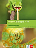 PRISMA Biologie 7-10. Schülerbuch Klasse 7-10. Differenzierende Ausgabe ab 2017. Baden-Württemberg