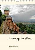 9783665615857 - Ralf Schmidt: Unterwegs im Elsass - Terminplaner (Wandkalender 2018 DIN A4 hoch) - Impressionen zwischen Wissembourg und Colmar. (Planer, 14 Seiten ) - کتاب