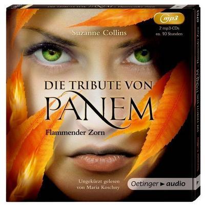 Tribute Panem 3, CDs