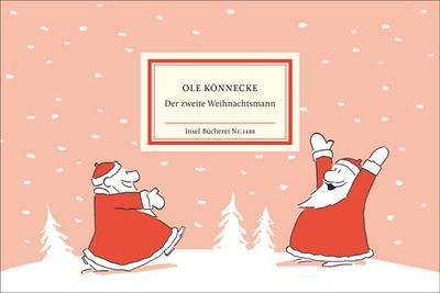 Der zweite Weihnachtsmann (Insel-Bücherei)