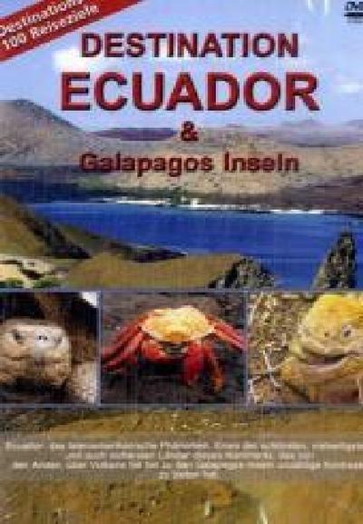 Todd Gamble - Destination Ecuador - 60Ltd. (CMS) - DVD, Deutsch| Französisch| Englisch, , ,